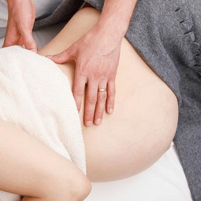 Charmoniespa – Release & Relax, Baby Loading -vartalohoito (1h 30min)