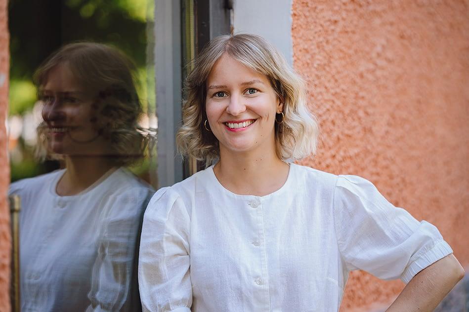Anna Korhonen on Äitipiirin perustaja.