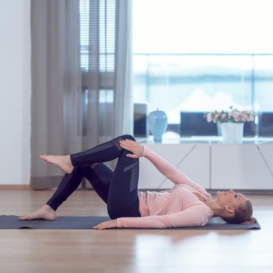 Nordic Fit Maman Treeni, ravinto ja hyvinvointi -verkkokurssin avulla saat elinvoimaisen kehon.